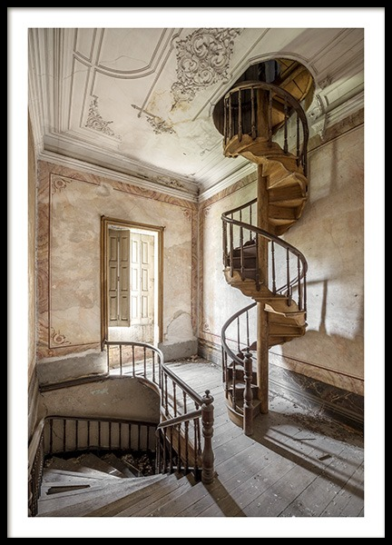 Stairway to Heaven Affiche dans le groupe Affiches / Photographie chez Desenio AB (10603)