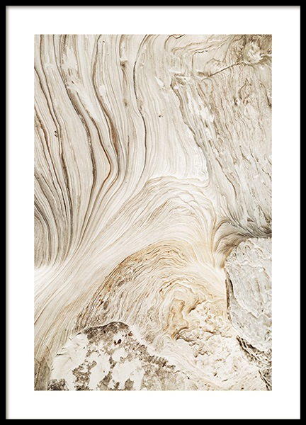 Abstract Cliffs Affiche dans le groupe Affiches / Nature chez Desenio AB (12398)